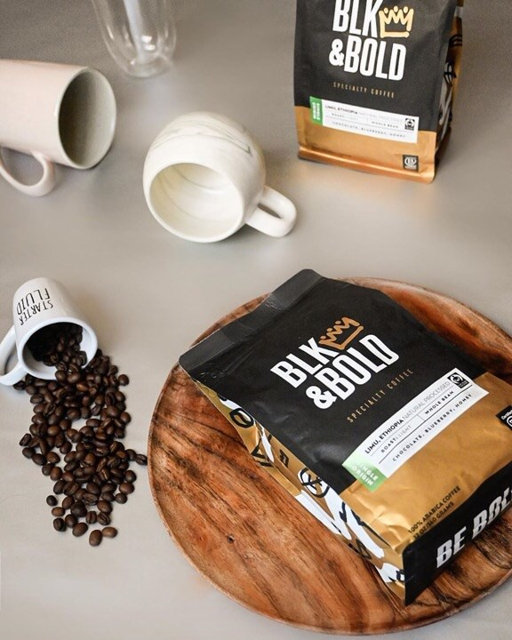 black owned coffee