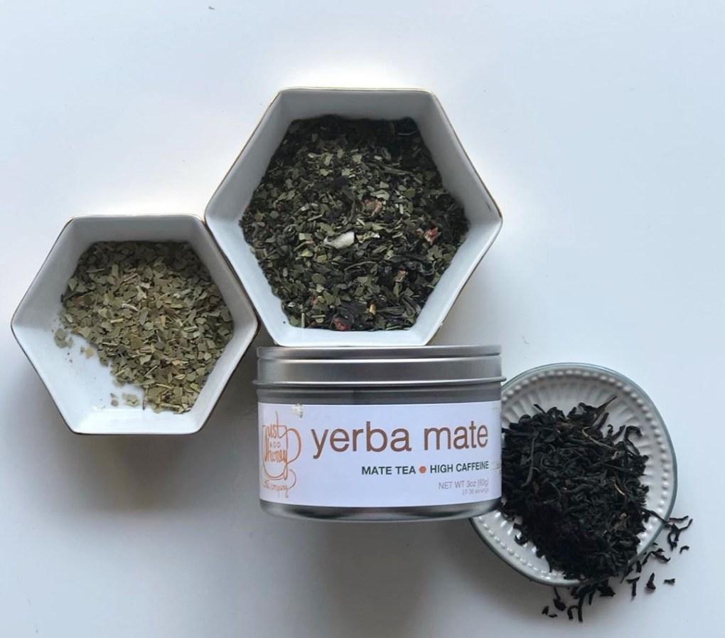 black owned tea