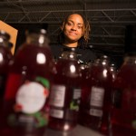 Black woman owned beverage manufacturing