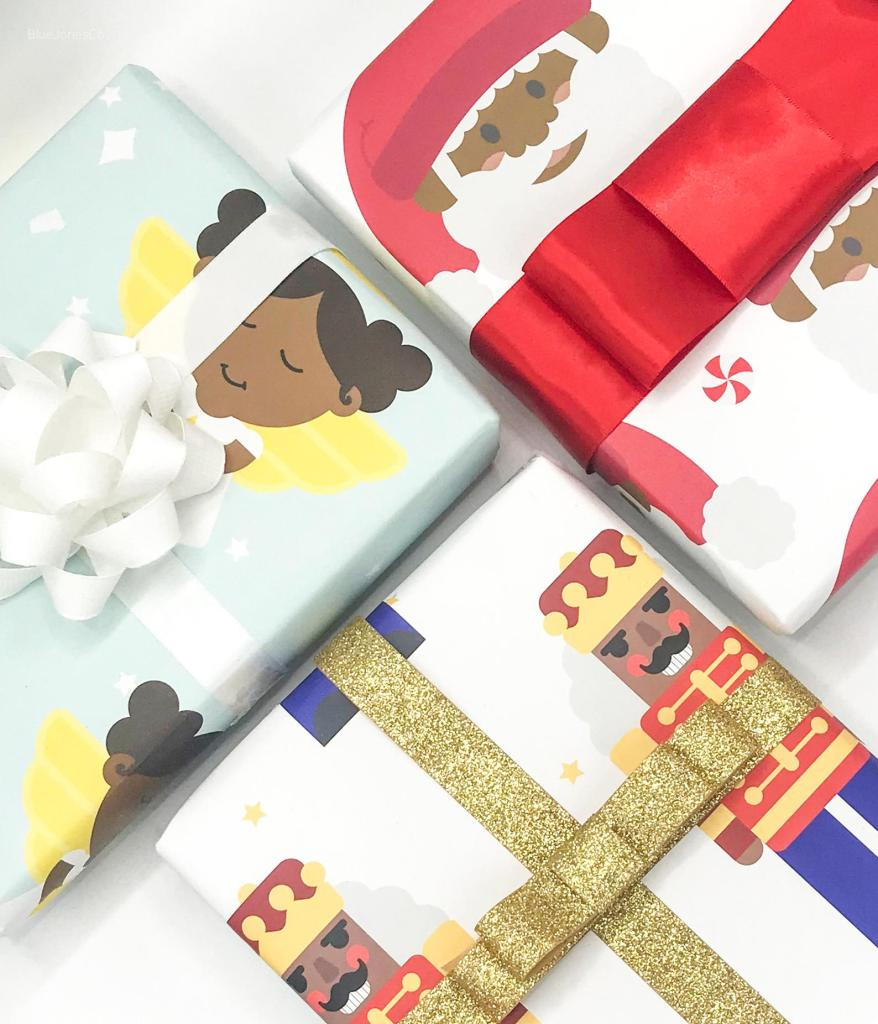 Black Owned Gift Wrapping