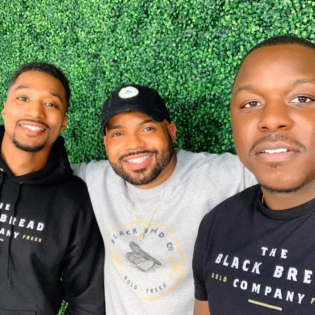 black owned bread company