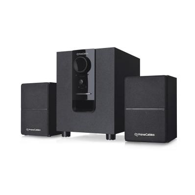 491fe primecables cab m106bt speakers subwoofer 2 1 bluetooth multimedia stereo powered speaker and subwoofer set primecables