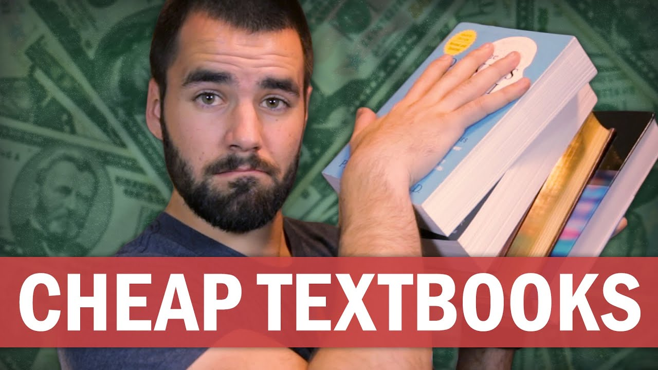 How to Save the Most Money on Textbooks
