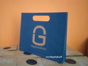 Cetak Shopping Bag Handle Plong