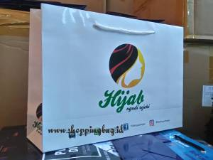 Shopping Bag Butik Hijab
