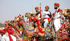 Rajasthan and its culture.
