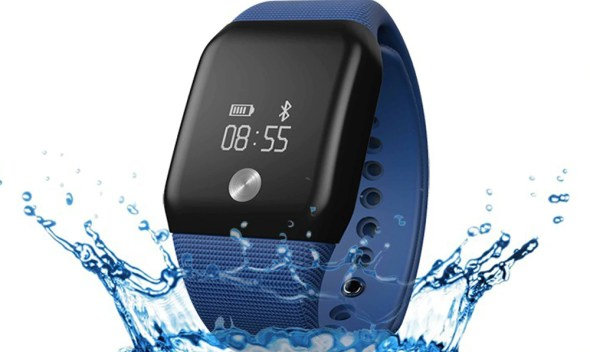 smart watch waterproof  Waterproof Bluetooth Smart Watch Phone Mate For Android IOS For iPhone drop shipping May.31