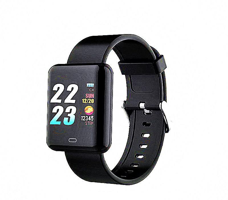 Smart Watch Men's Android Smart Watch Multi-function Sports Fitness Tracker Female Electronic Smart Applicable for iOS Android