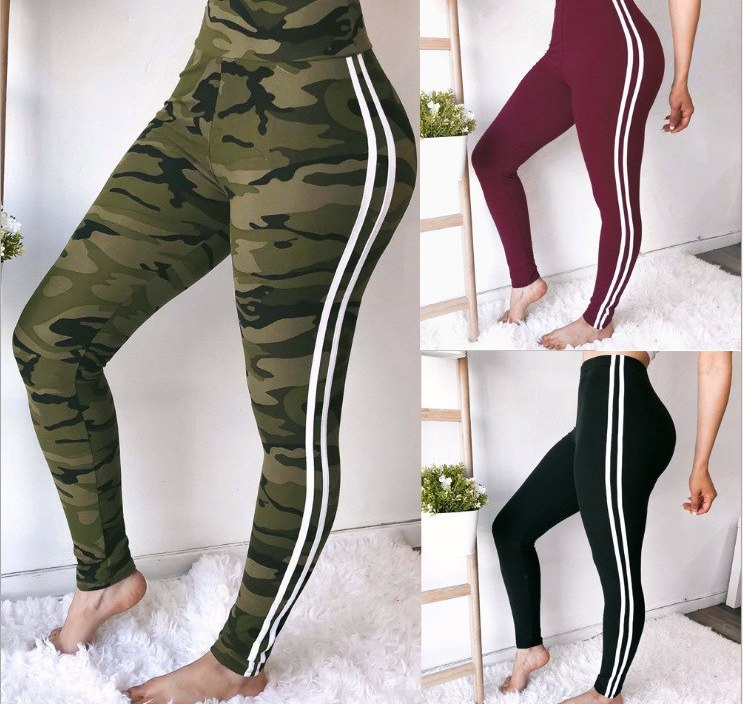 sale 2018 chic new hot sale fashion slim sexy woman leggings solid ankle-Length casual comfortable elastic female leggings