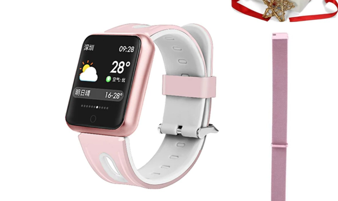 Smart Fitness Bracelet Watch Wristband ip68 waterproof  with heart rate monitor smart watch blood pressure pedometer spain band