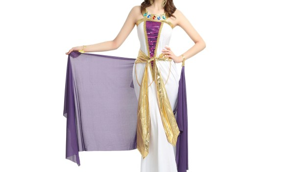 New Women Lady Sexy Ancient Egypt Goddess Female Egypt Princess Cosplay Costumes Carnival Party Role Play Halloween  Purim