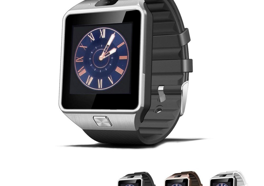 Smart watch DZ09 smartwatch for Apple android phone smart watch with camera Anti-lost support SIMTF card MP3 pk GT08 A1 U8