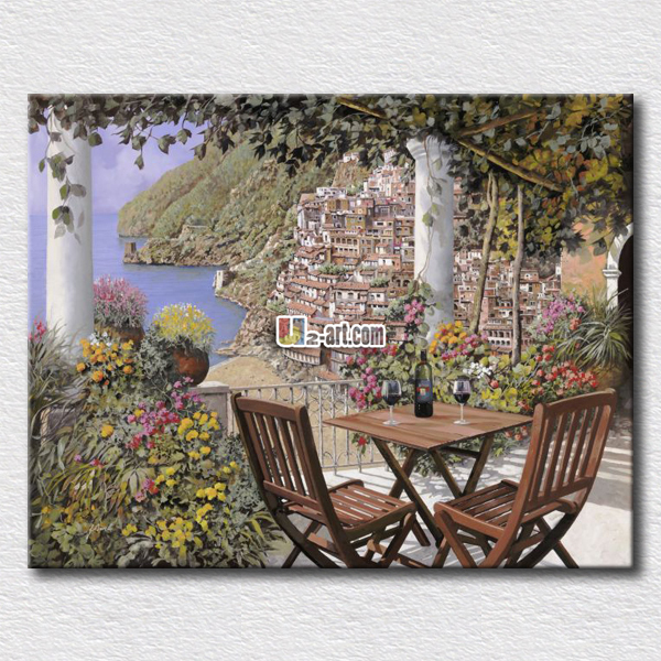 Home design canvas art painting landscape pictures for living room printed art for living room