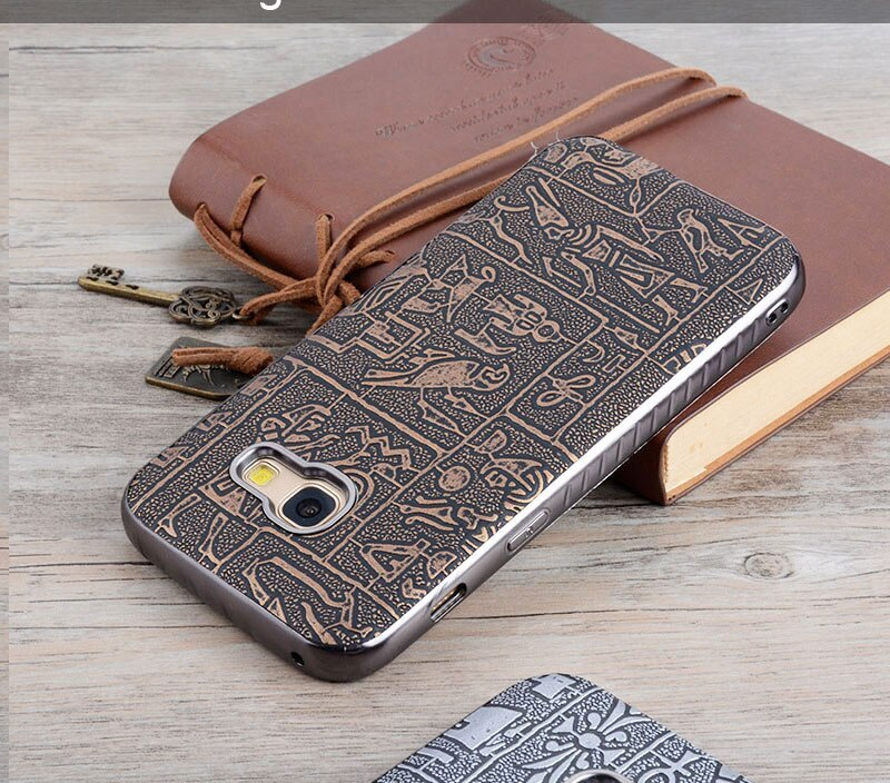 for samsung a3 2017 case Maya Ancient Egypt Retro Soft silicone cover phone cases for Samsung Galaxy A3 2017 A320 A320F coque