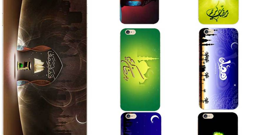 Ramadan Festival The Month Of Fast Theme Soft TPU Phone Back Cases For iPhone 66s77s8sXXRMAX Custom Beautiful 7 Designs