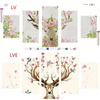 Home Design novel full diamond diamond painting embroidery cross stitch for home decoration 5D DIY