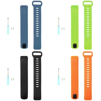 Smart Watch Strap Silicone Replacement Band Wrist Strap For Huawei Band 2 for pro Smart Watch