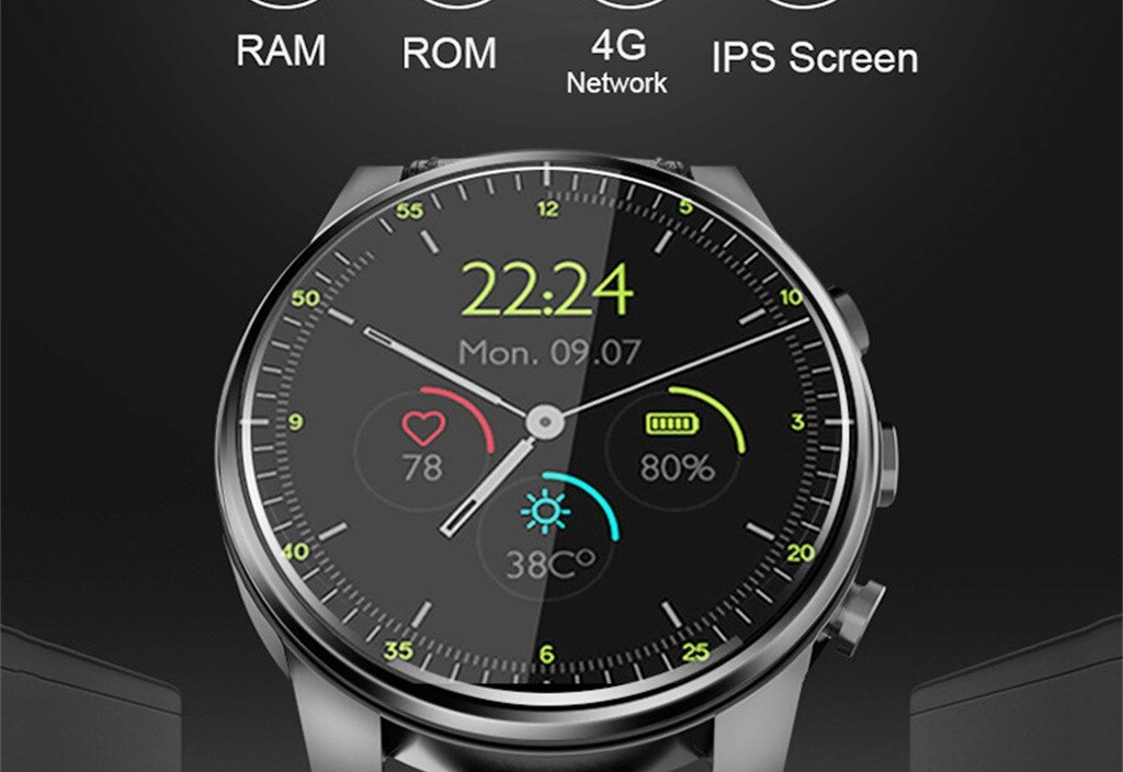 Smart Watch X360 Android 7 GPS 3+32GB 2MP IP67 Waterproof 4G Smart Watch Camera 2019 hot sales smart watch dropshipping