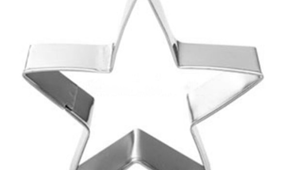 Ramadan Islamic Eid Mubarak Star Stainless Steel Cookie Cutter Biscuit Pastry Cake Decor Baking Fondant DIY Mold Tools