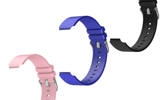 Smart Accessories Smart Watch Silicone Strap For X20 Smart Watch Replacement Strap Women Men Smart Watch Straps Band