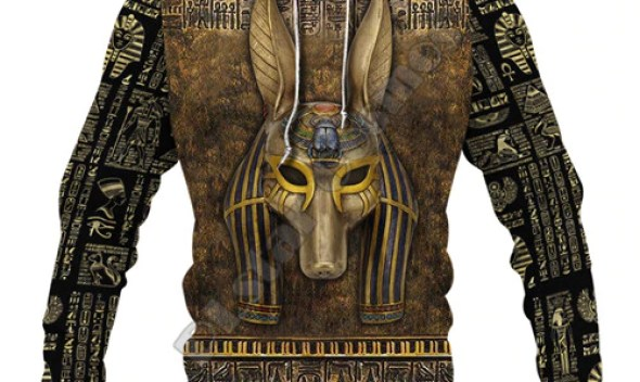 PLstar Cosmos Horus God Eye of Egypt Pharaoh Anubis Ancient Egypt Funny 3DPrint Zipper/Hoodies/Sweatshirt/Jacket/Men/Women B-9
