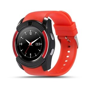 smart watch Bluetooth touch screen Android waterproof sports men and women smart watch with camera SIM card slot dropshiping