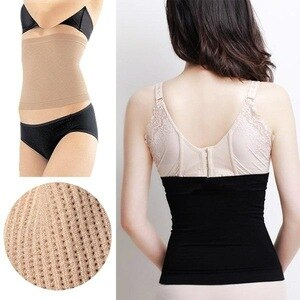 weight loss Slimming Belt Slimming Lumbar Sheath Flat Stomach Abdominal Nylon Shapewear Anti Cellulite Slim Patch Slimming Wraps