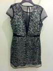 Limited Edition sequin organza shift dress, Top Shop, £150