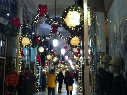 Piccadilly Arcade, London