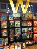 Russian bookshop, Waterstones