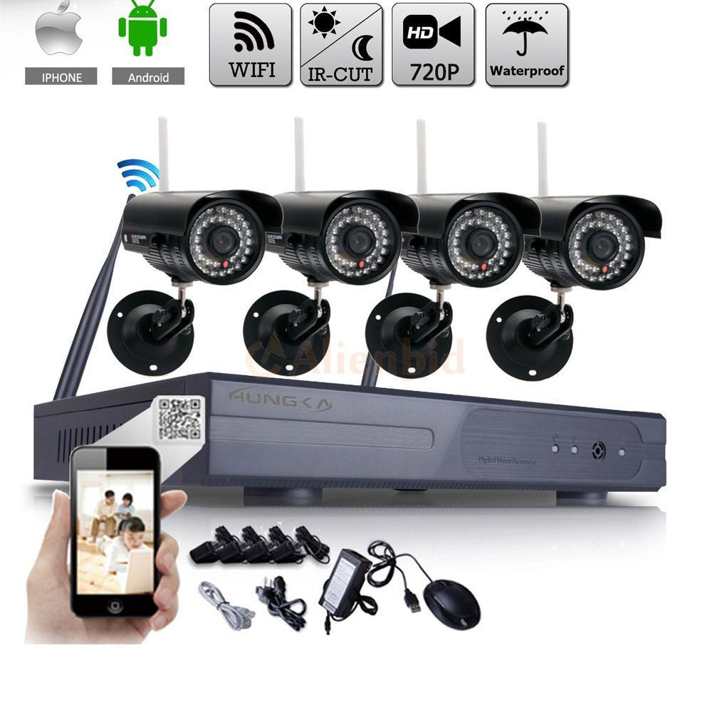 Wireless Home Security System Uk