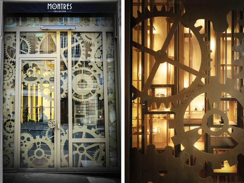 LES MONTRES COLLECTOR, un nouvel écrin parisien pour les montres de collection