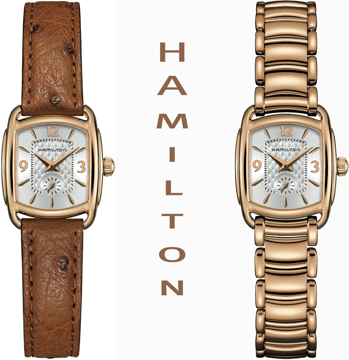 HAMILTON, AMERICAN CLASSIC BAGLEY