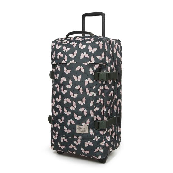 Problème de place, optez pour le bagage souple : le Tranverz.