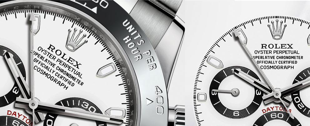 Rétrospective : l'Oyster Perpetual Cosmograph Daytona Rolex prend ses quartiers chez Bucherer