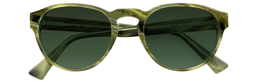 LAFONT, lunettes de soleil, modèle Oregon.