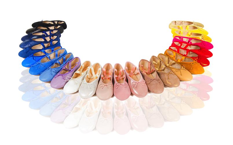 Rêve de ballerines, les raisons d'adopter les souliers Merlet Opéra National de Paris