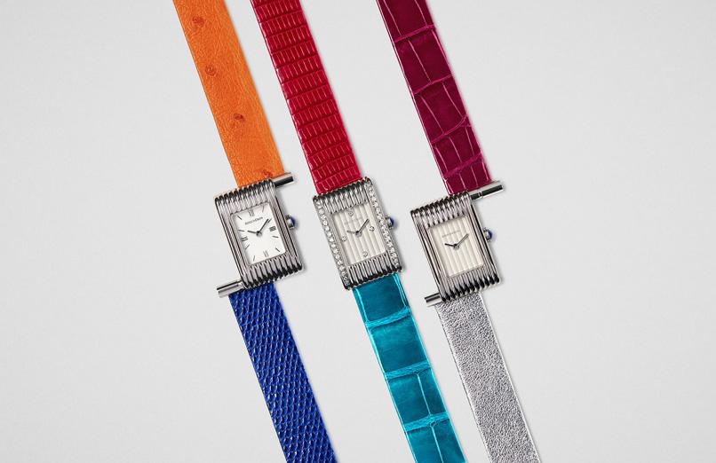 1947-2017 Boucheron célèbre les 70 ans de la montre Reflet