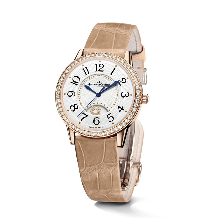 Jaeger-LeCoultre Rendez-Vous Night & Day Large en or rose.