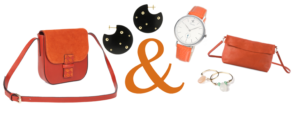 Mix & match : un zeste d'orange