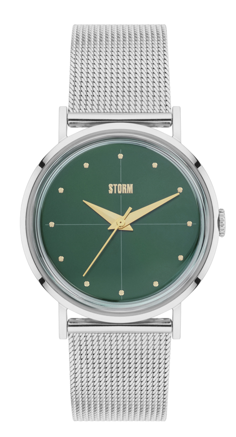Storm London, montre femme, modèle Chelsi green.