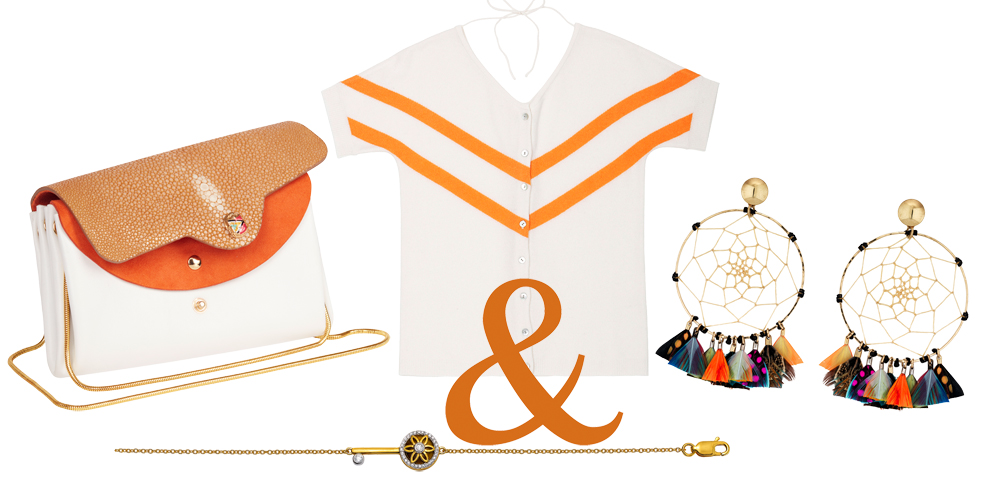 Mix and match : vigilance orange