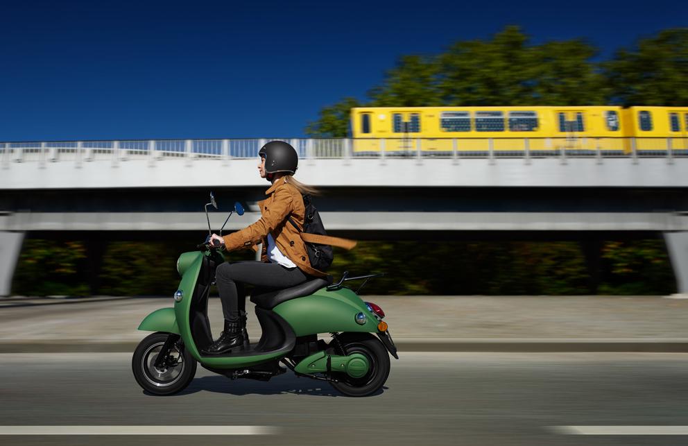 Scooter Unu: enfin un deux-roues tendance et écolo!