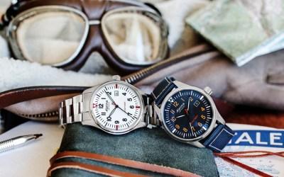 Horlogerie : l'Alpina Startimer Pilot pour un vol de longue durée