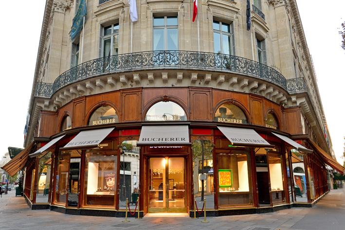 35e Journée européenne Patrimoine : partez à la découverte du temps avec la maison Bucherer à Paris