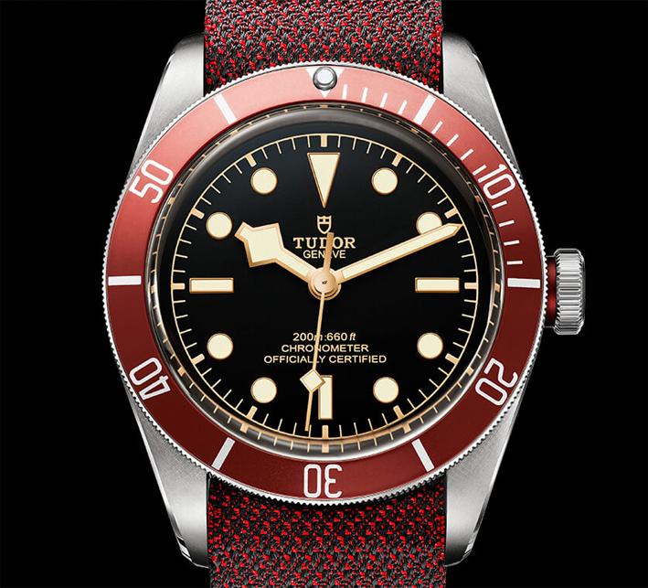 TUDOR X LADY GAGA… présente le chronographe Black Bay.