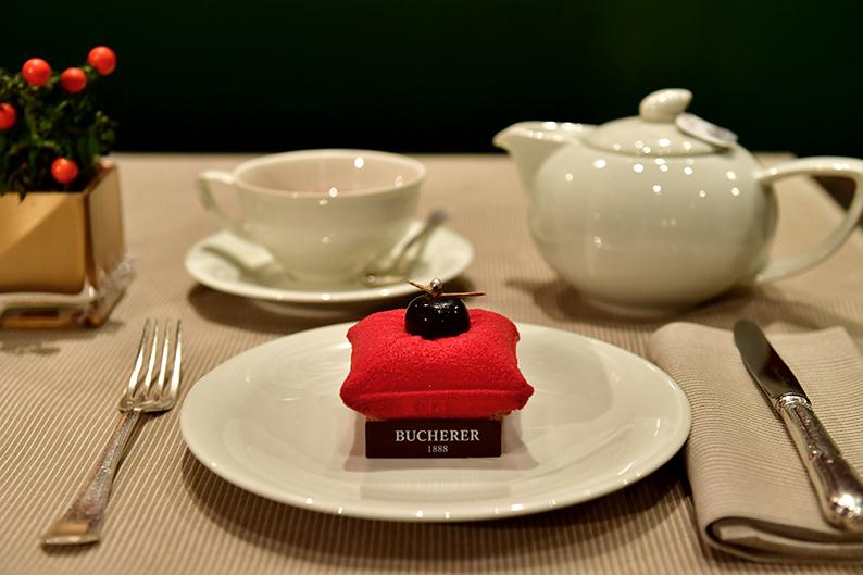La maison Bucherer et l'hôtel Westminster vous invitent à croquer le temps