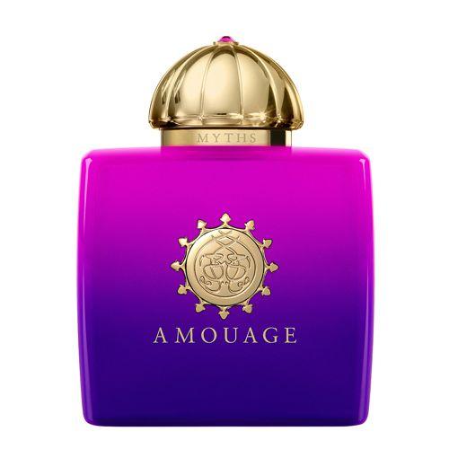 La boutique parisienne de parfums rares JOVOY PARIS met à l'honneur l'ultra-violet (couleur pantone de l'année). L'eau de parfum Myths Woman, du la maison Amouage, créée en 2007 par Christopher Chong, célèbre la couleur à travers une note olfactive fleurie et boisée, et nous propose un voyage aux multiples facettes dans les profondeurs des sentiments. 290 €
