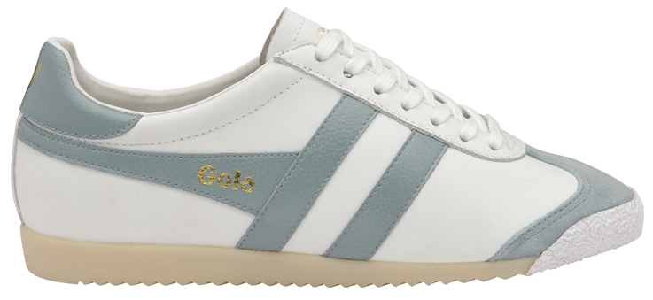 HARRIER 50 LEATHER WHT SKY BLUE
