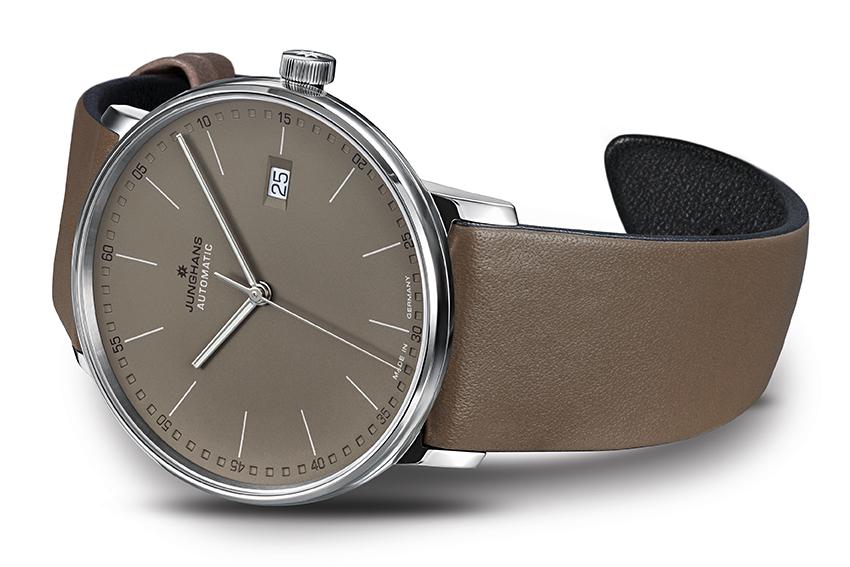Horlogerie • Avec la nouvelle FORM A, Junghans fait battre le temps au cœur de la cité